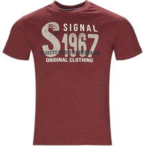 Cooper Logo T-shirt Regular | Cooper Logo T-shirt | Rød